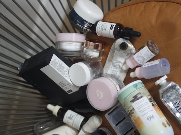 Check out my empties...
