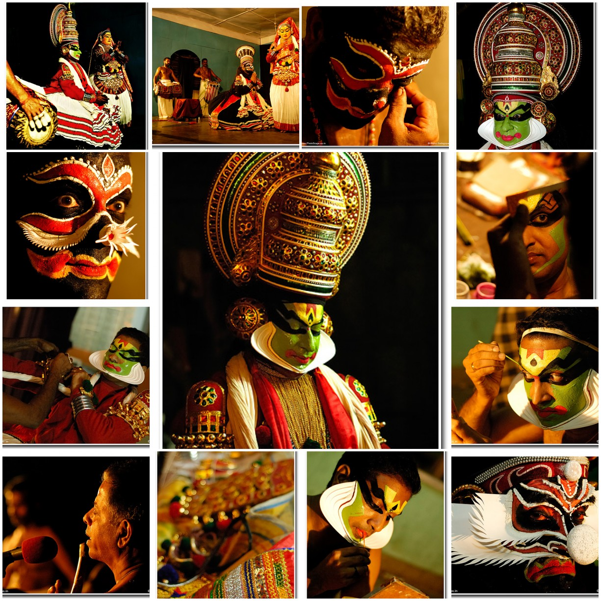 Kathakali: the Confluence of Dance, Music, Theatre and