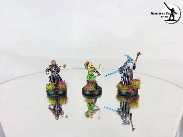 Boromir gandalf legolas