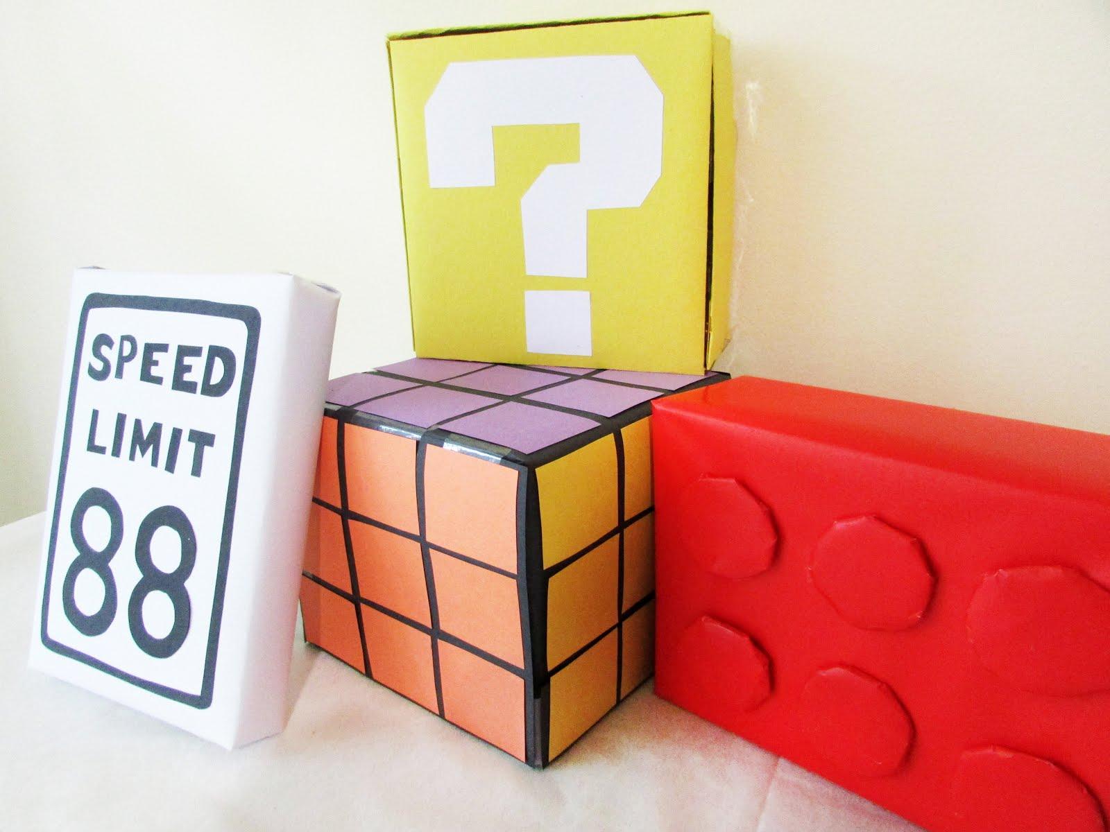 Super Easy DIY Geeky Christmas Gift Wrap