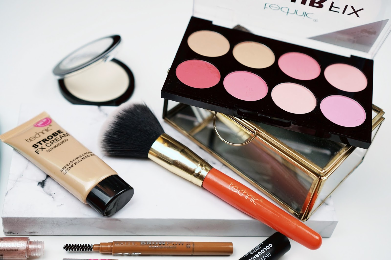 Technic Cosmetics Face Products