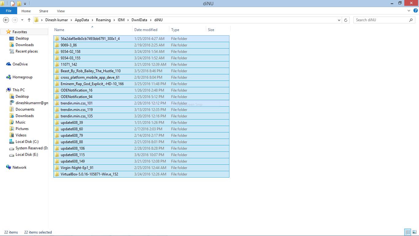 download Dokumentations