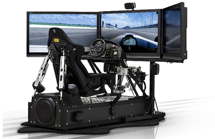 Cxc motion pro ii simulador de carreras para el sal n de for Programma per casa virtuale
