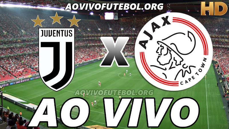 Assistir Juventus vs Ajax Ao Vivo HD