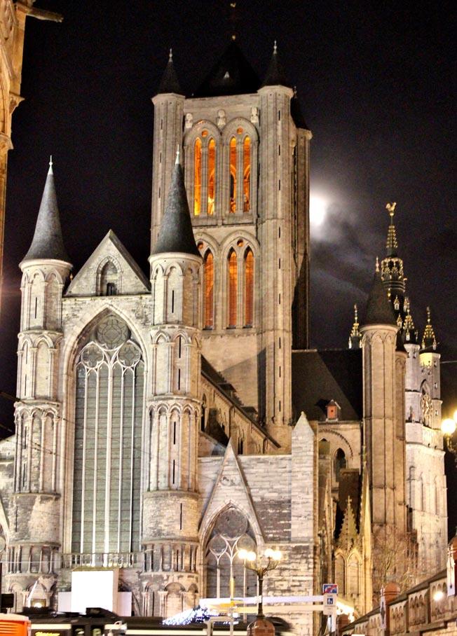 église saint nicolas gand