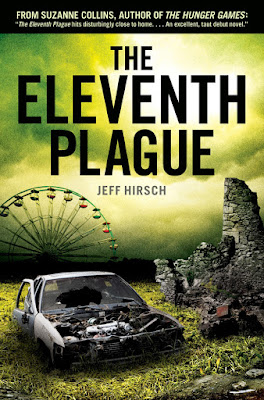 Book cover for The Eleventh Plague.