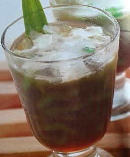 Gambar Resep Minuman Segar Dawet atau Cendol Jepara