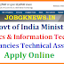 NIELIT Recruitment for 340 Scientific, Technical Assistants And Other Post 2017