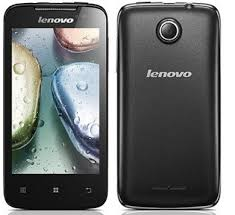 Cara Flash Lenovo_A390