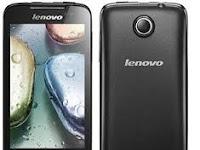 Cara Flash Lenovo_A390 100% OK