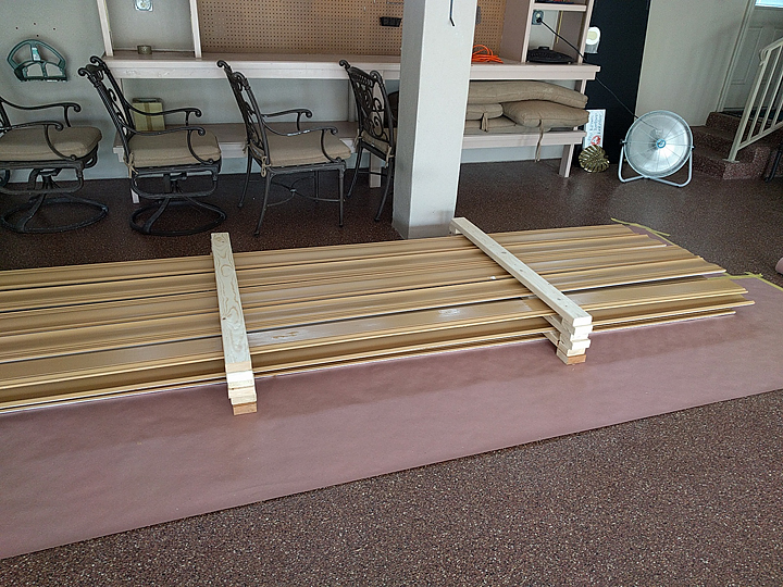 inexpensive drying rack for