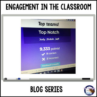 Got Engagement?  Try Classroom Smackdown with the help of Kahoot, Plickers, or any student response system!