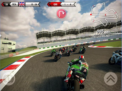 SBK15 Official Mobile Game Mod 1.2.0 [Full] APK