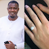 Ghanaian actor John Dumelo is engaged... he is about to marry a white woman