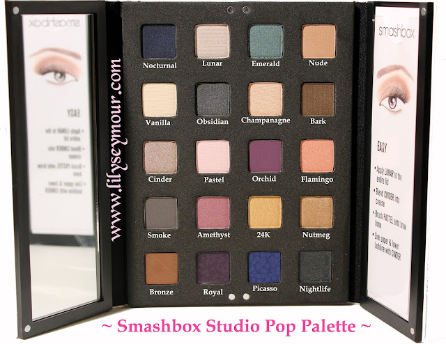 Smashbox Studio Pop Palette