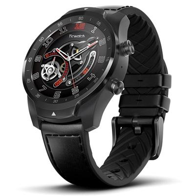 TicWatch Pro: smartwatch con 2 pantallas