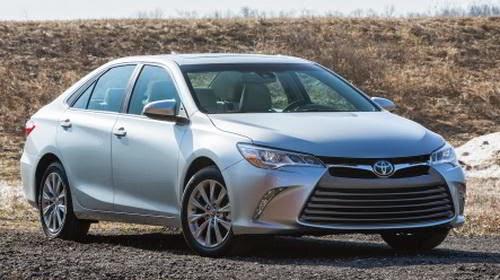 2015 Toyota Camry Hybrid Car