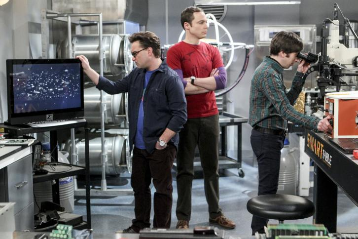 The Big Bang Theory - Episode 10.15 - The Locomotion Reverberation - Promo, Sneak Peek, Promotional Photos & Press Release