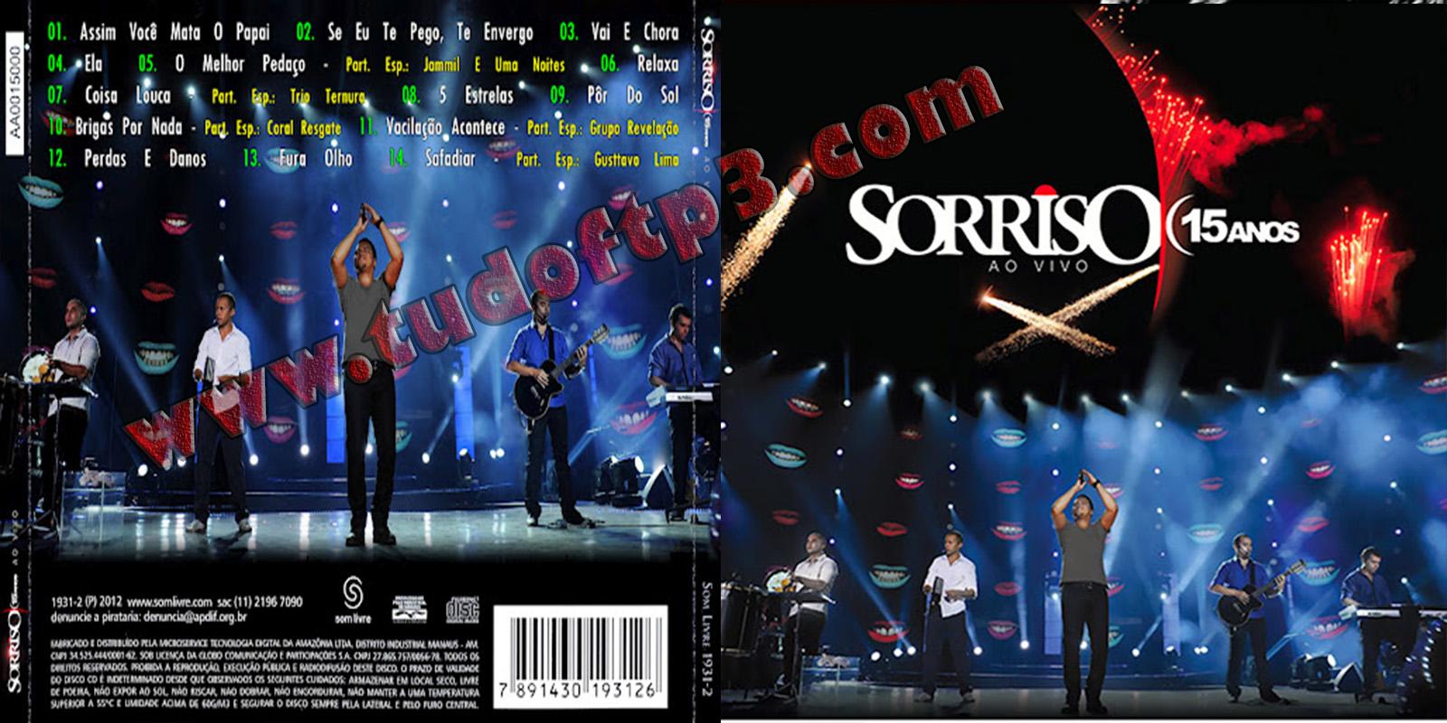 cd do sorriso maroto novo 2012