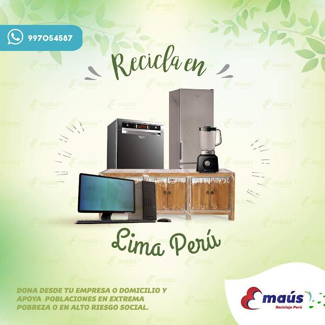 Recicla en Lima