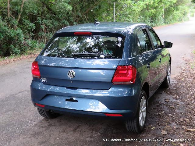 Volkswagen Gol 1.0 2017