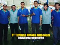 Lowongan Kerja PT. Tuffindo Nittoku Autoneum Surya Cipta 2020