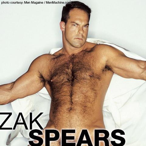 Zak Spears Bareback