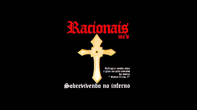 "Haddad presenteia o Papa Francisco com o  álbum ""Sobrevivendo no Inferno"" do Racionais Mc's"