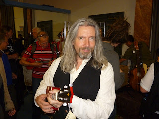 Paul Tucker from Southern Ukulele Store