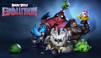 Angry Birds Evolution Mod Apk Terbaru