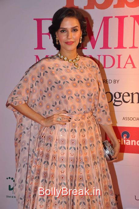 , Shilpa Shetty Chitrangda Singh Hot Pics at Femina Miss India Red CCarpet