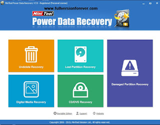 download advanced data recovery software forw windows