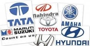 Automobile sales in November