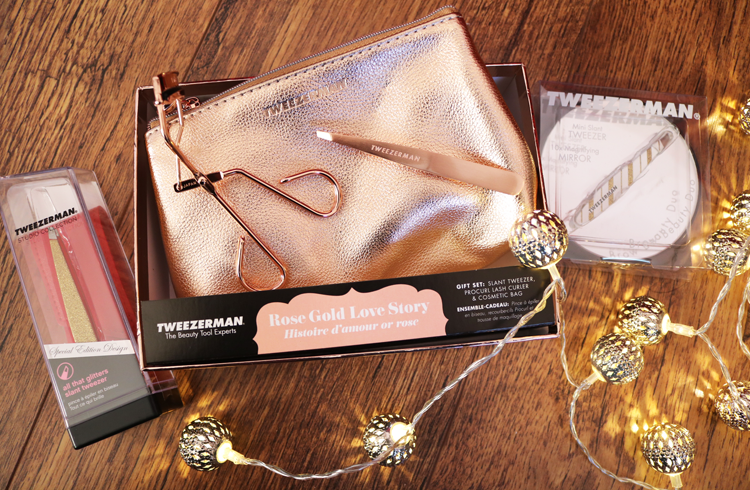 Tweezerman Christmas Gifts 2016