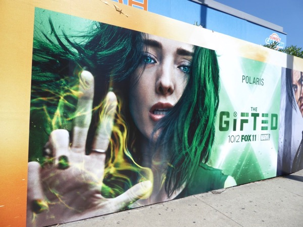 Gifted Polaris street poster