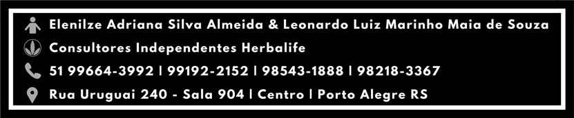 Consultor Independente Herbalife