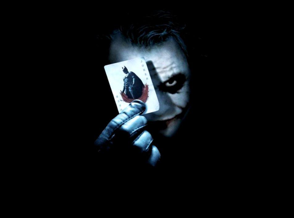 Batman The Dark Knight Joker Hd Wallpaper Wallpapers Mhytic