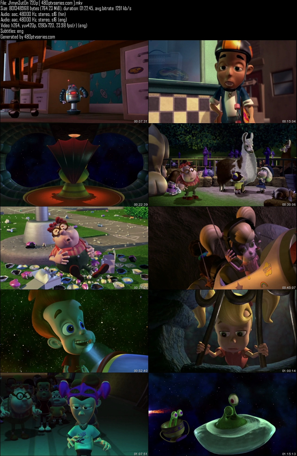 Jimmy Neutron Boy Genius Full Movie In Hindi : jimmy, neutron, genius, movie, hindi, Jimmy, Neutron, Genius, (2001), 750Mb, Hindi, Audio, Movie, Download, BRRip, Series