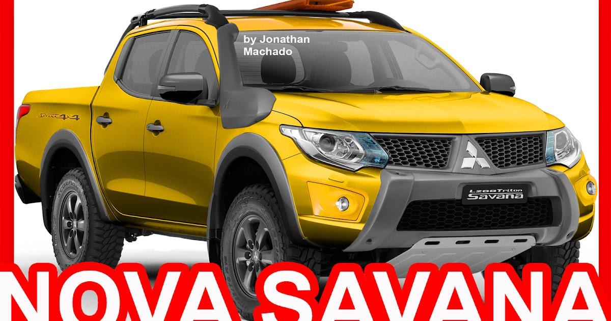 Carwp All New Mitsubishi L200 Triton Savana 2017 L200