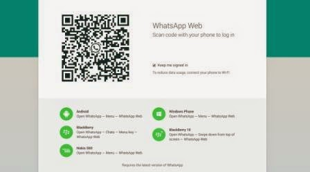 use whatsapp on your browser