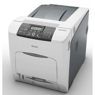 Download Printer Driver Ricoh Aficio SP C320DN