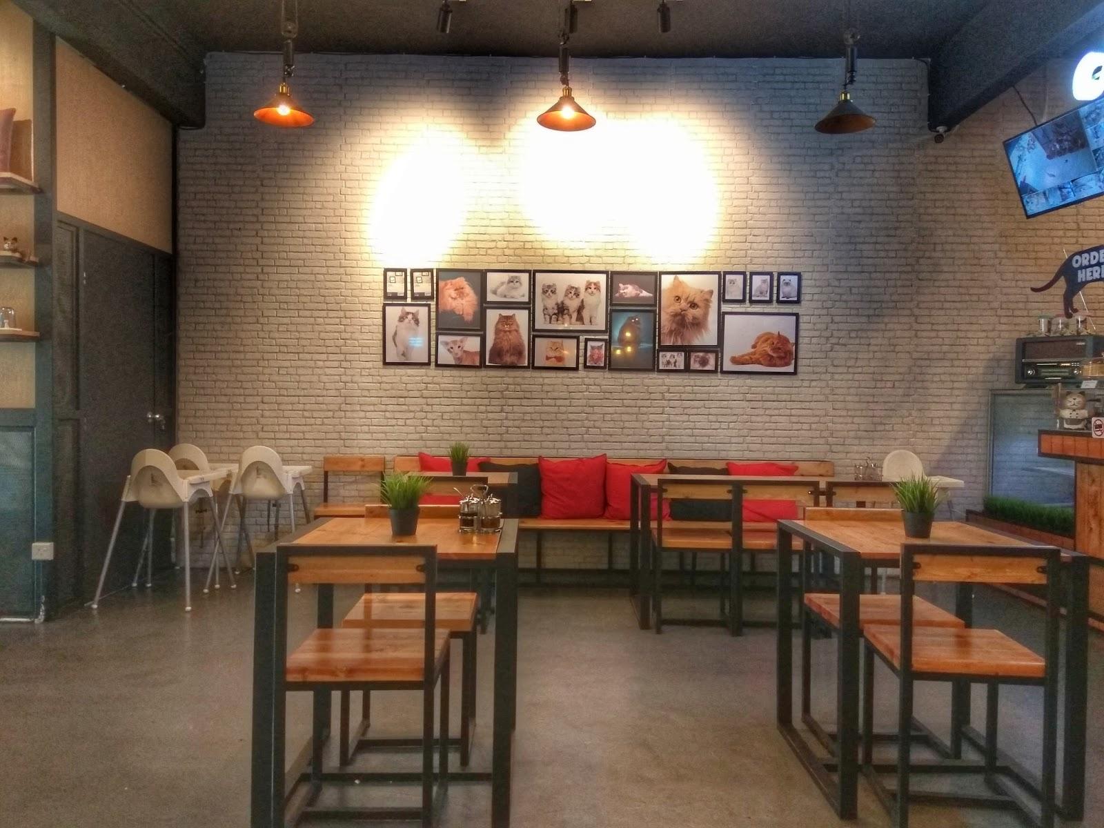 Cat Cafe Bangi