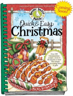 Quick & Easy Christmas Cookbook