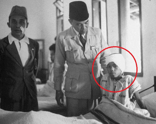 Kisah Bung Karno Menawarkan NYAWANYA, Rela Ditembak Demi MENYELAMATKAN Seorang Anak yang Ditahan Sekutu