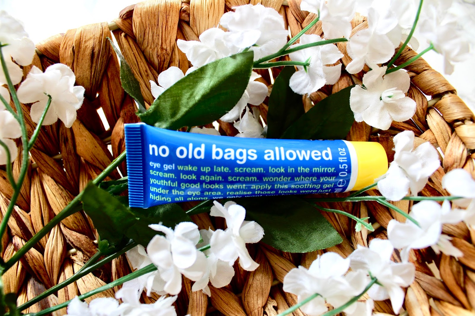 No Old Bags Allowed