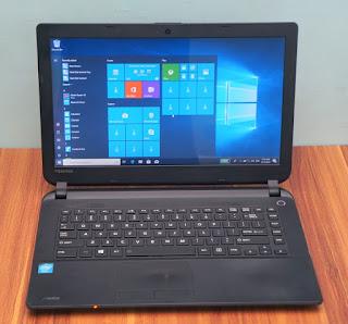 Laptop Bekas Toshiba C40-B