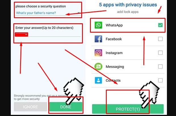 Cara Agar WhatsApp Kamu Tidak Kena Bajak Dengan Aplikasi LOCKit iii