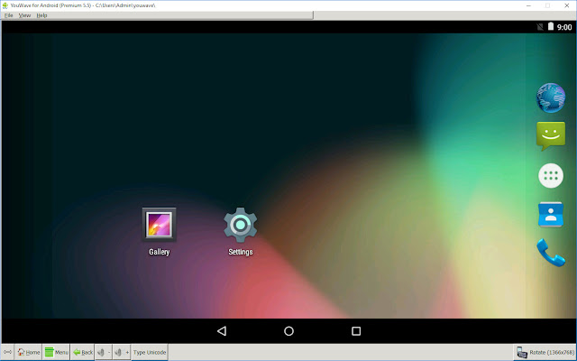 YouWave for Android Premium 5.6