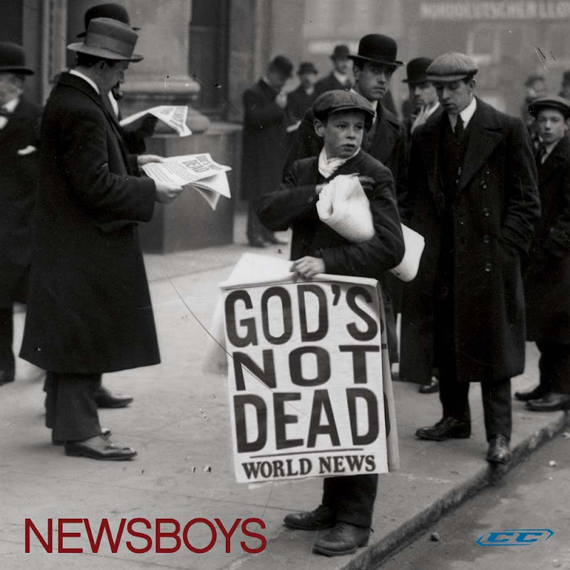 Newsboys - God's Not Dead 2011 English Christian Album