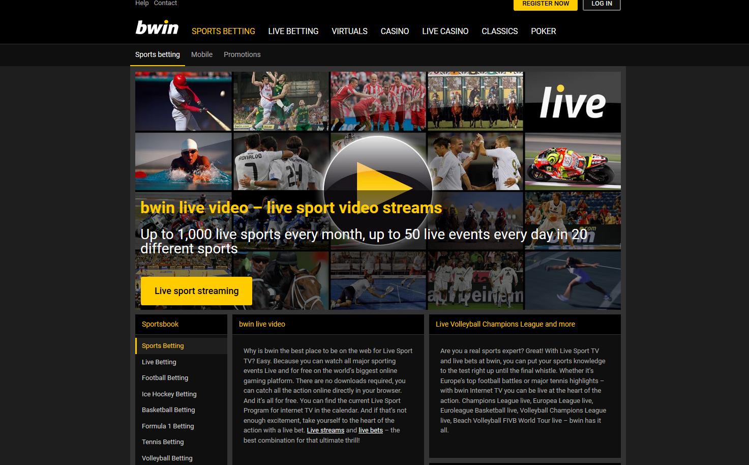Hier Finden Sie Die Besten Fussball Live Streams Fussball